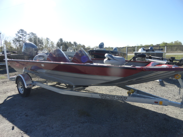 Alumacraft Pro 185 LE