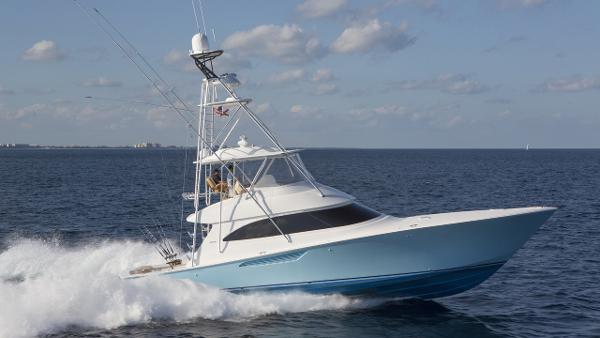 Viking 55 Convertible Sistership Profile