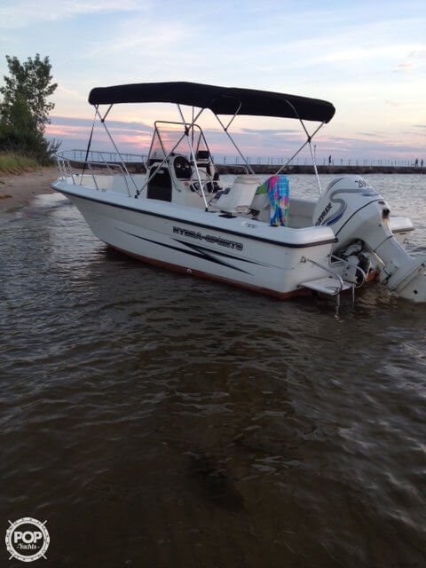Hydrasports 212 CC 2000 Hydra-Sports 212 CC for sale in Newaygo, MI