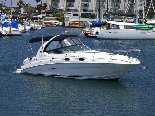 Sea Ray 280 Sundancer Sweet Sophie