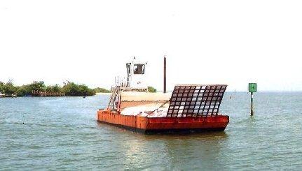 Custom Self Propelled Barge