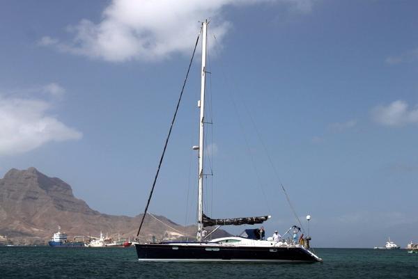 Jeanneau Sun Odyssey 54 DS Jeanneau Sun Odyssey 54 - At Anchor