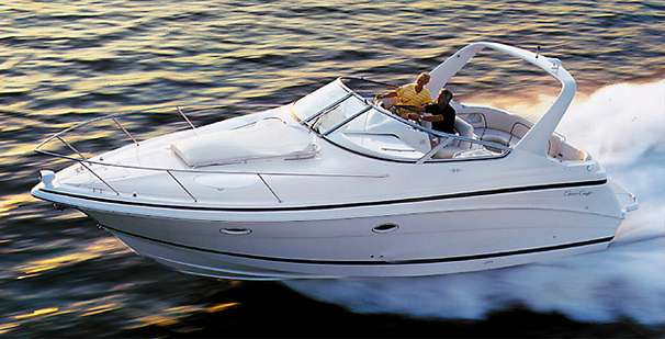 Chris-Craft 328 Express Cruiser Manufacturer Provided Image