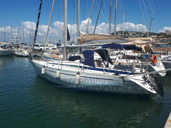 Grand Soleil Grand Soleil 343 Abayachting Grand Soleil 343 Cantiere del Pardo 1