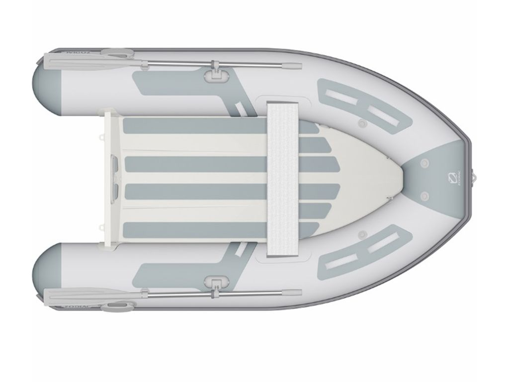 Zodiac Boats Cadet Rib Alu 270