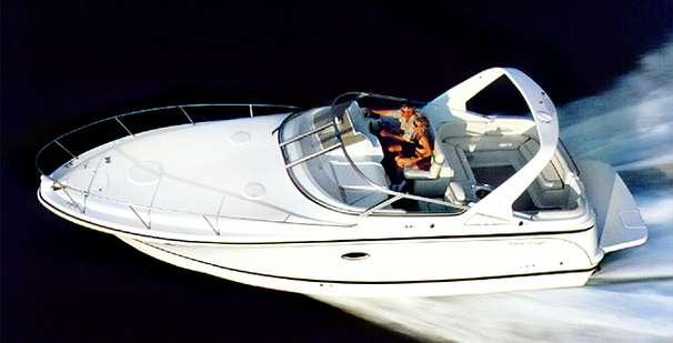 Chris-Craft 308 Express Cruiser Manufacturer Provided Image