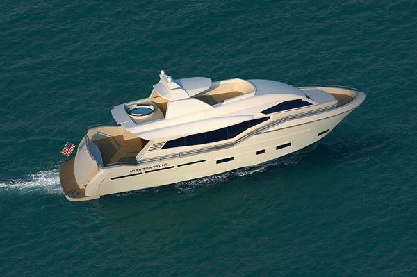Miss Tor Yacht 100 Cruising
