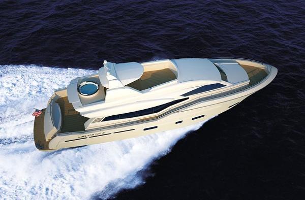 Miss Tor Yacht 100