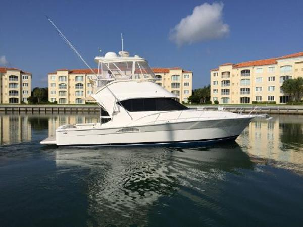 Riviera/Wellcraft 400 Coastal Convertible