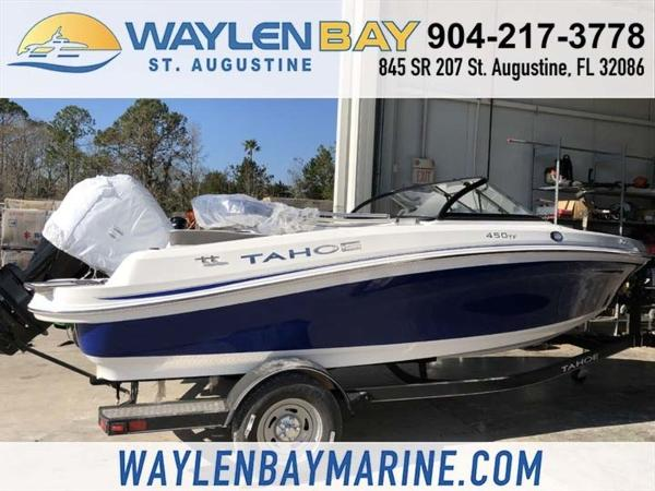 Tahoe 450 TF Outboard