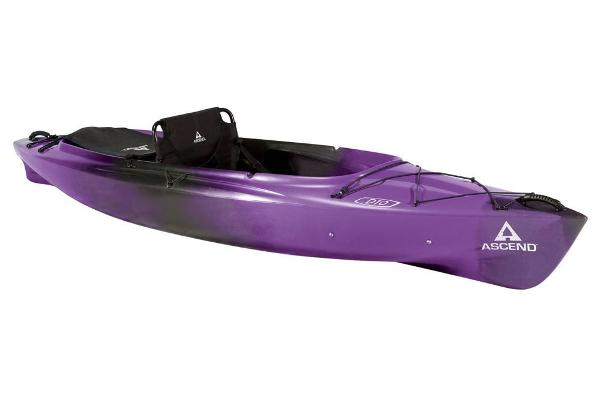 Ascend D10 Sit-In (Purple/Black)