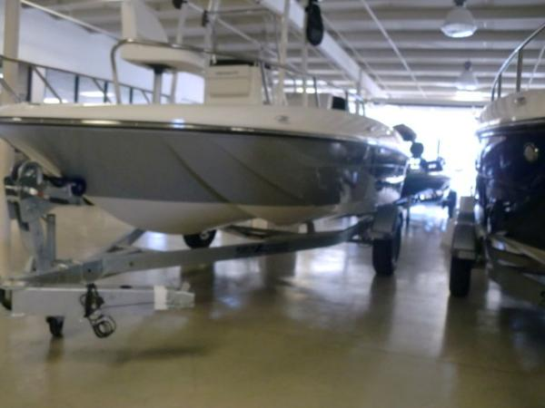 Bayliner Element F 18 Fish