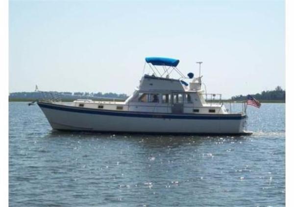 Gulfstar MK1 Trawler