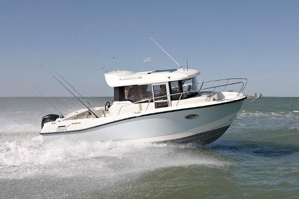 Quicksilver 755 Pilothouse Manufacturer Provided Image
