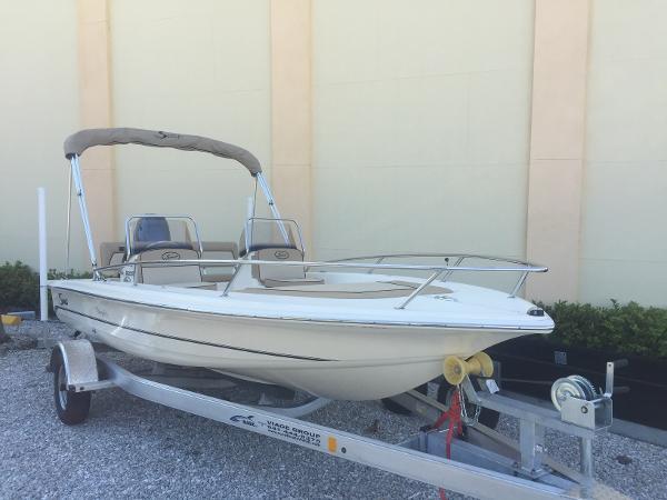 Scout Boats 177 Dorado