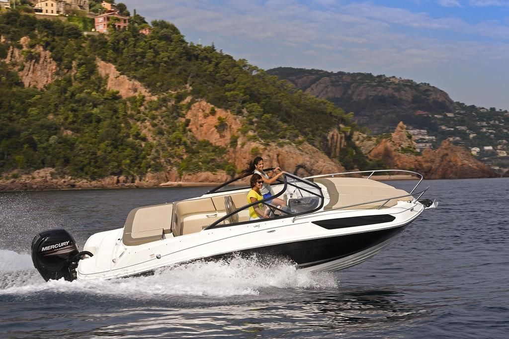 Bayliner VR5 CU Aussenborder Version Cuddy Cabin