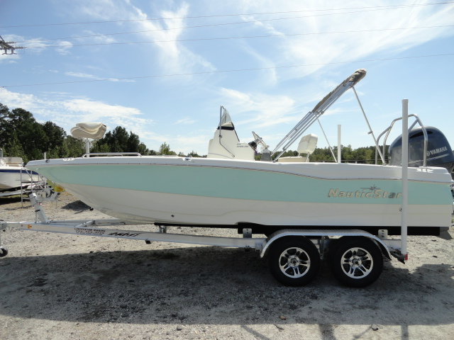 Nautic Star 211 Angler