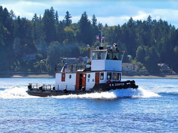 Tugboat Albina Engine & Machine Works