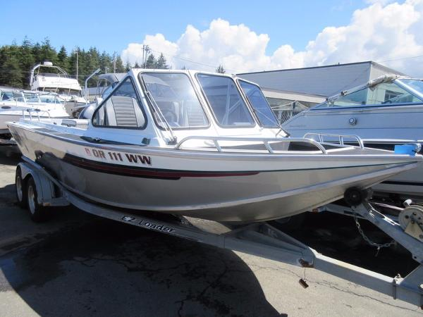 North River 21' Commander