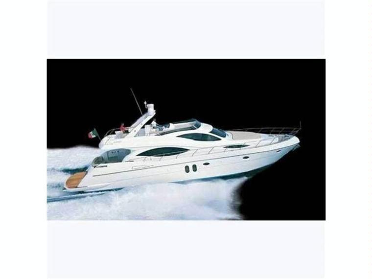 Antago yachts 64'