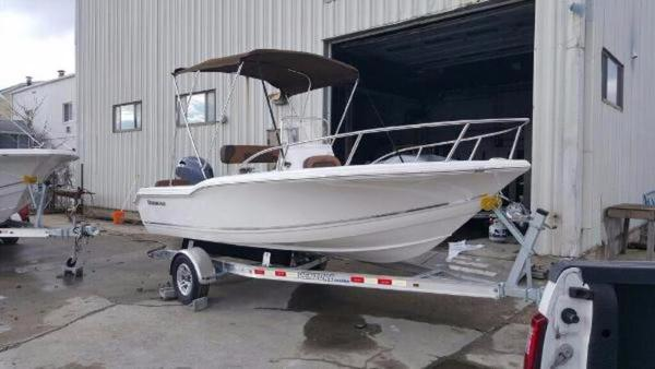 Tidewater Boats 180 Adventure Cc