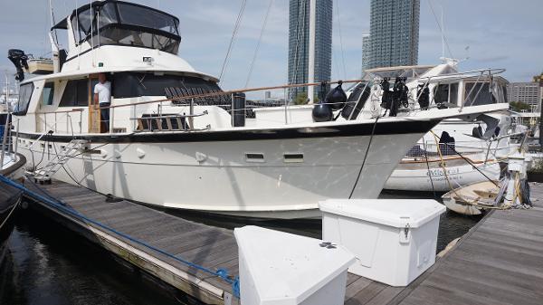 Hatteras Stabilized Motor Yacht Karma