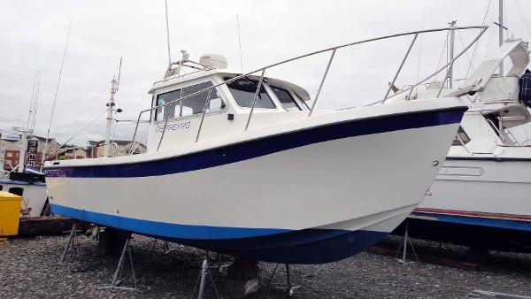 Osprey 26 Fisherman