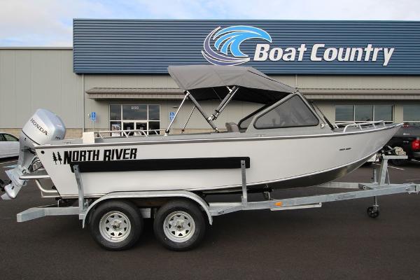 "North River 18'6"" Seahawk"