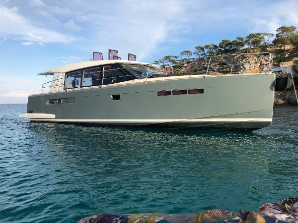Fjord 40' Cruiser Fjord 40 Cruiser