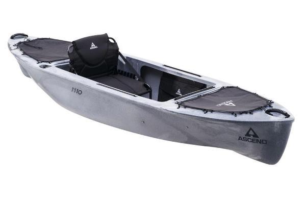 Ascend H10 Hybrid Sit-In (Titanium)