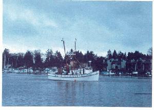 Desco Marine Trawler