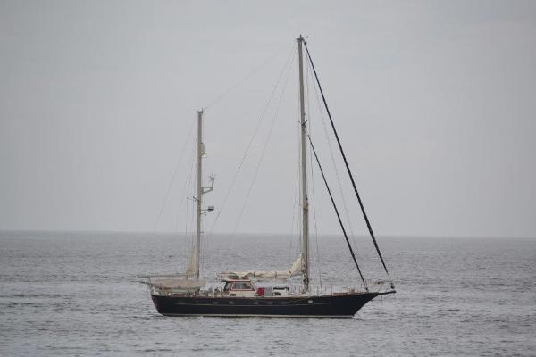 Van Dam Custom Ketch
