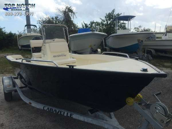 Sea Hawk Boats 16 CC