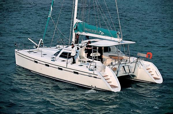 Alliaura Marine Privilege 445