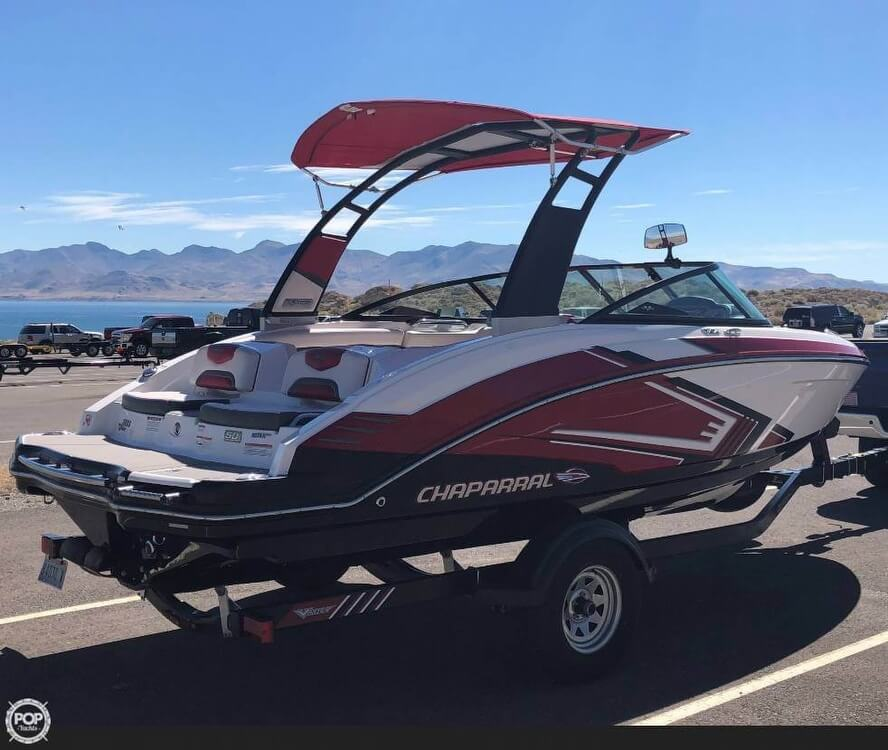 Chaparral Vortex 203 VRX 2016 Chaparral 203 VRX for sale in Sparks, NV