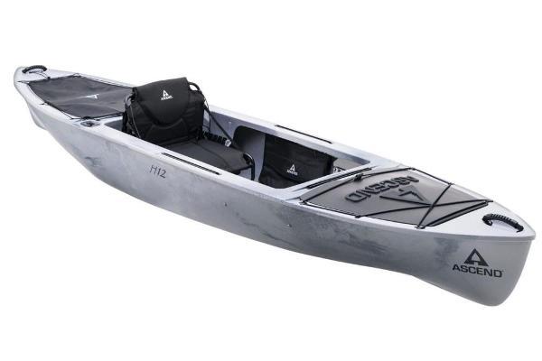 Ascend H12 Hybrid Sit-In (Titanium)