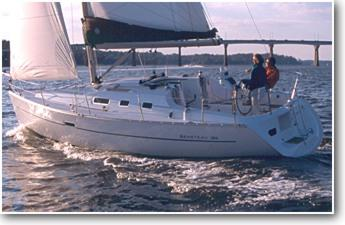 Beneteau America 323 Manufacturer Provided Image