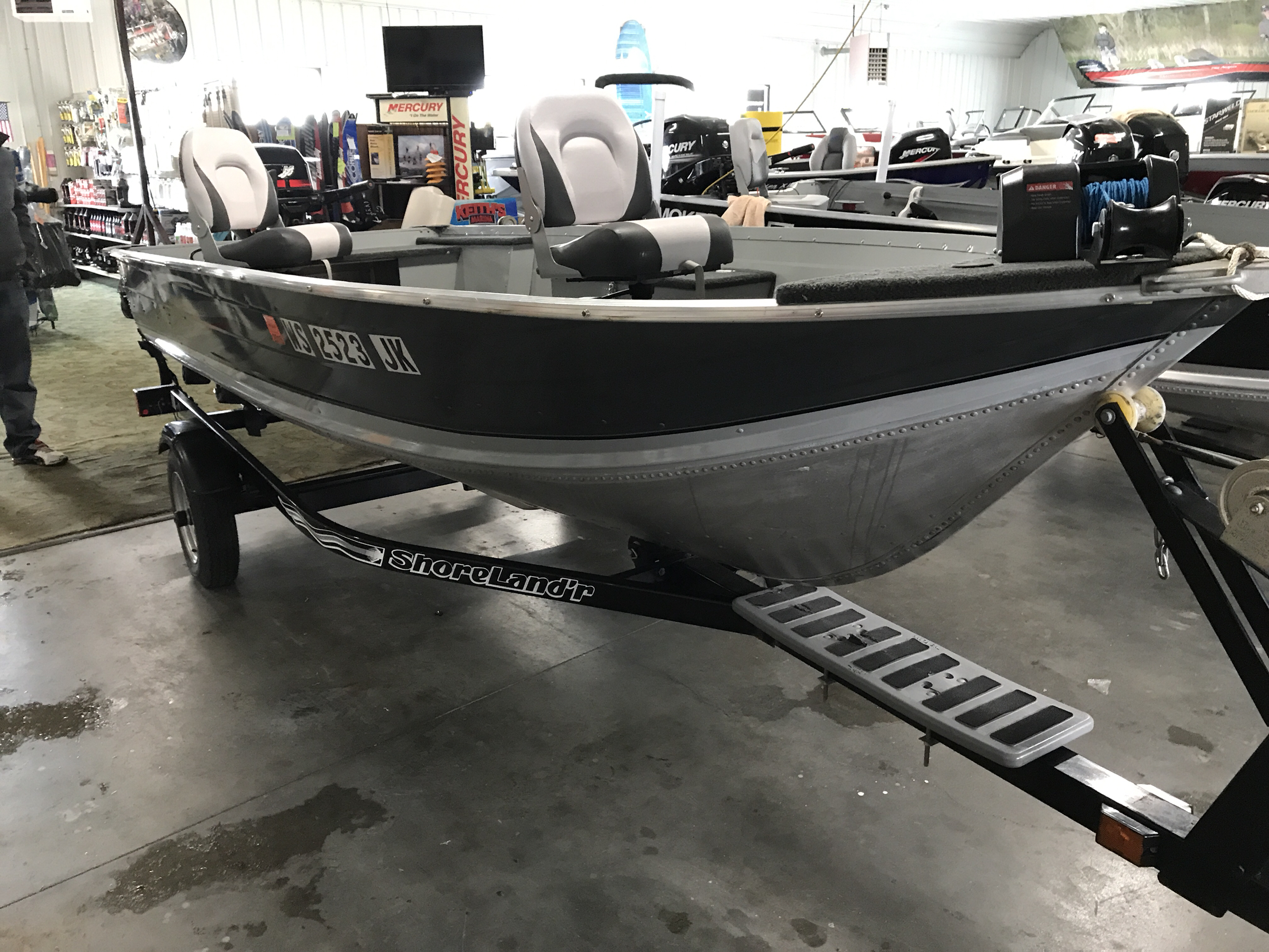 Keith 39 s marina boats for sale for Smoker craft pro mag