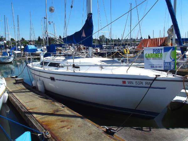 Catalina 28 MkII