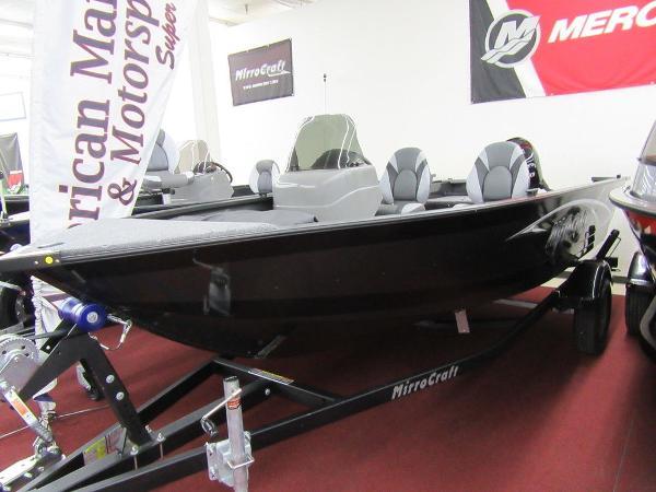MirroCraft Troller 167 SC