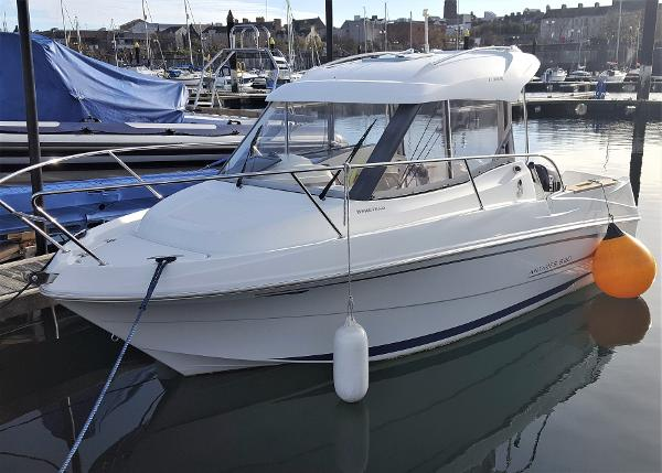 Beneteau Antares 5.80 OB Beneteau Antares 5.80 for sale with BJ Marine