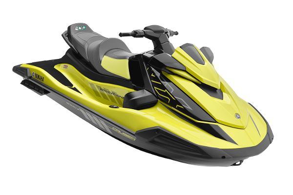 Yamaha WaveRunner VX Cruiser HO Manufacturer Provided Image