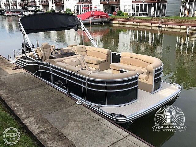 Bennington 2275 RCW 2016 Bennington 2275 RCW for sale in Russells Point, OH