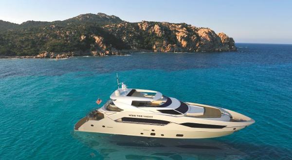 Miss Tor Yacht 130