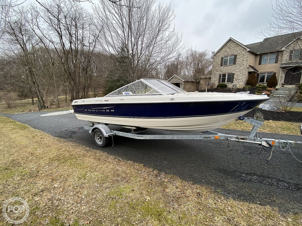 Bayliner Discovery 195 2008 Bayliner Discovery 195 for sale in Conestoga, PA