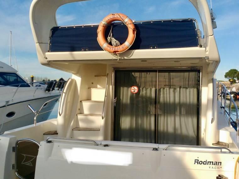 Rodman Polyships Rodman Yacht 41'