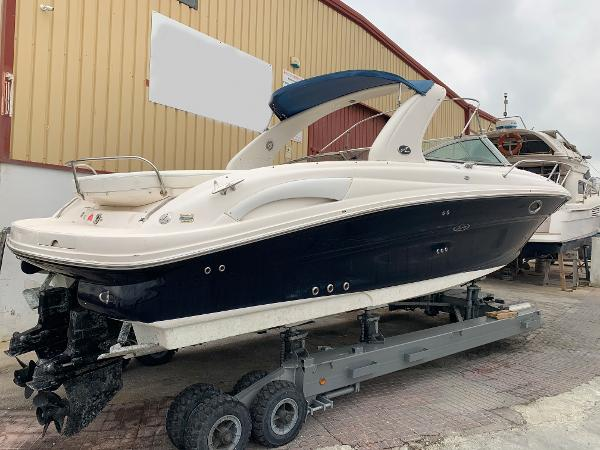 Sea Ray 290 SS BoatShop Menorca - Sea Ray 290 SS