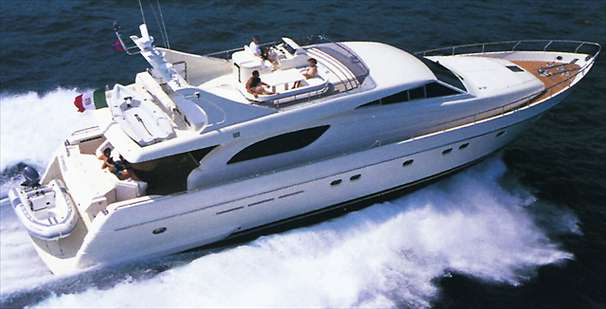 Ferretti Yachts 72 Manufacturer Provided Image