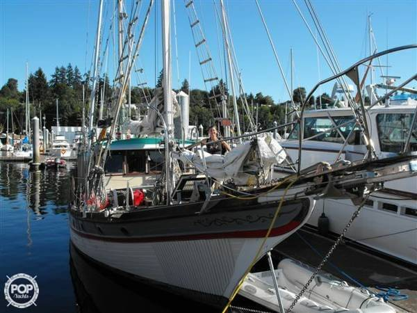 William Garden 42 Pilothouse Ketch 1970 William Garden 42 Pilothouse Ketch for sale in Brookings, OR