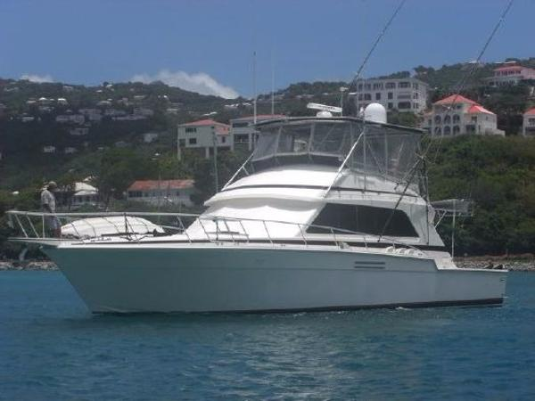 Bertram Yachts 54 Convertible